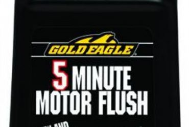 Golden eagel Motor flush