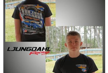 T-shirt Ljungdahl racing